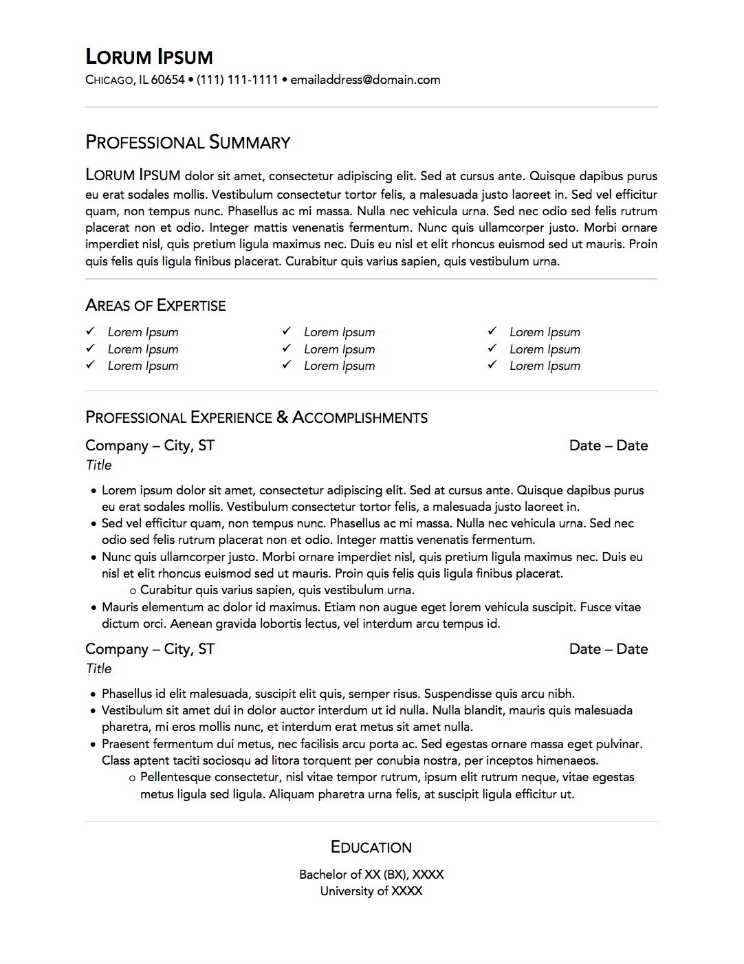 Resume Services Cost Simple Sample Resume Simple Resume By Employment Boost