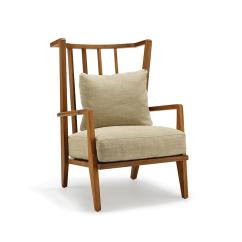 Dillon Chair 1 2 Teak Dining Upholstery Jasper Furniture Lounge