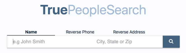 remove yourself from true people search opt out removal