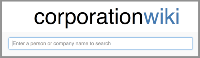 remove yourself from corporation wiki opt out removal