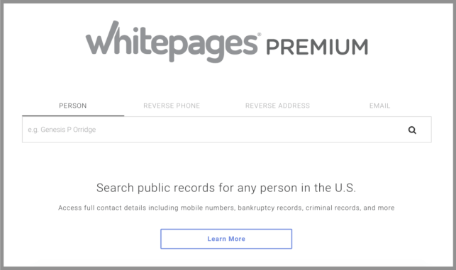 remove yourself from whitepages premium opt out removal