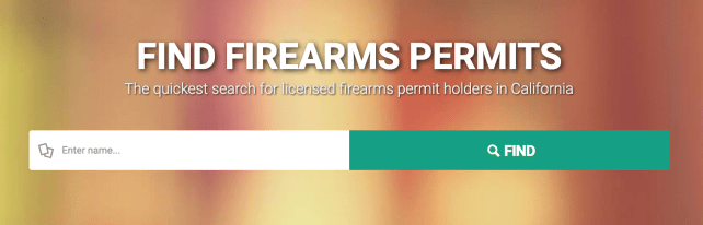 remove yourself from Firearms California opt out removal