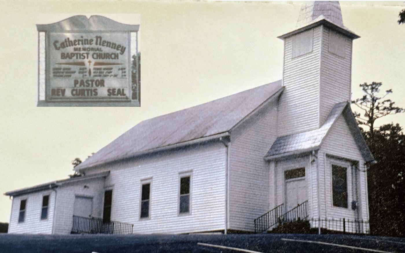 Catherine Nenney Baptist Church in Whitesburg, TN