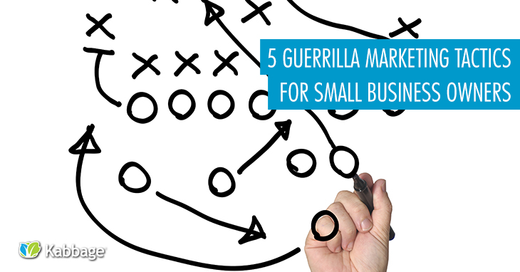 What is Guerilla Marketing?