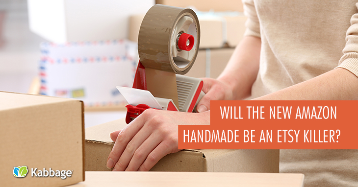 "Will the New ""Handmade At Amazon"" Be an Etsy-Killer?"