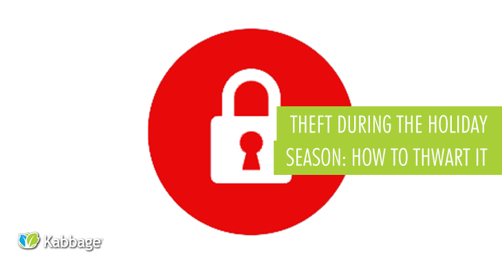 Theft During the Holiday Season: How to Thwart it