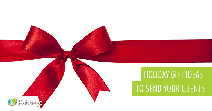 Holiday Gift Ideas to Send Your Clients
