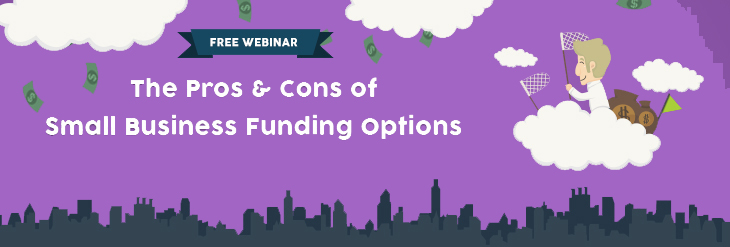 Online business funding options