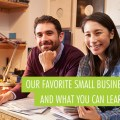 6 Favorite Small Businesses from TV and What You Can Learn From Them