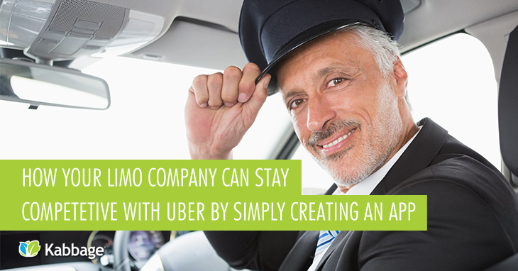 How Your Limo Company Can Stay Competitive with Uber with a Mobile App