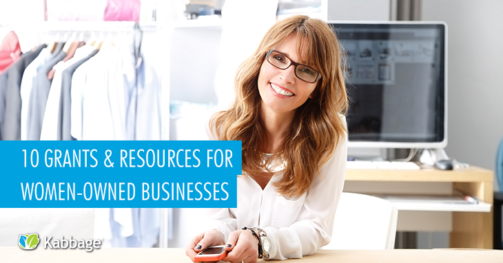 10 Grants & Resources for Women-Owned Businesses