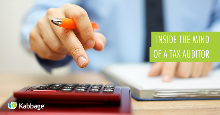 Inside the Mind of a Tax Auditor