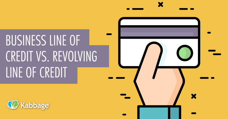 business line of credit vs. revolving credit: what's the difference?