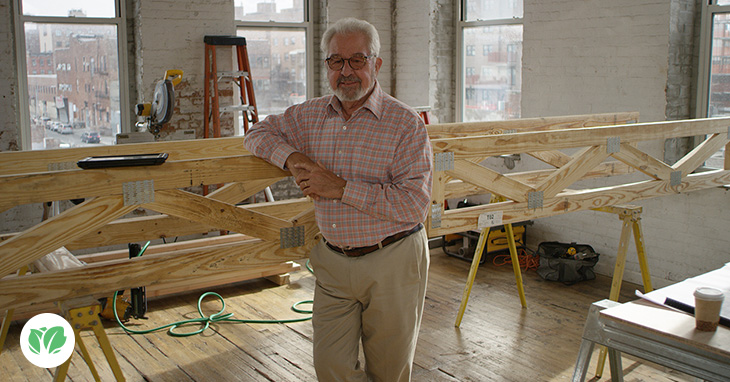 We spoke with Bob Vila, well-known home builder, about how construction business owners can use additional capital to take their businesses to the next level.