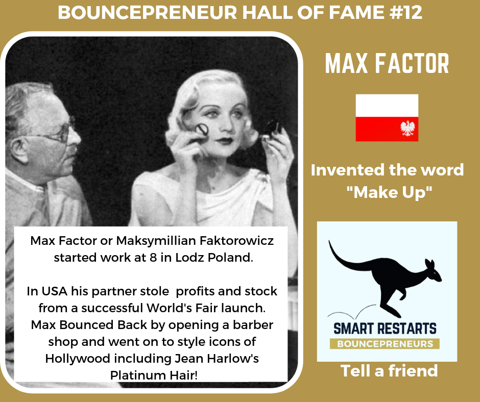 from poland max factor