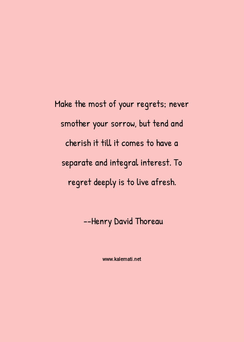 Quotes On Regrets : quotes, regrets, Regret, Quotes, Thoughts, Sayings, Quote, Pictures