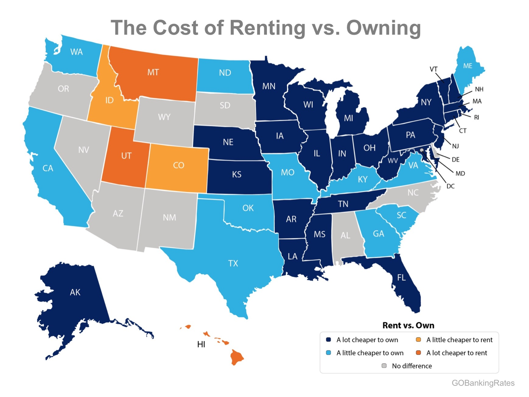 Buying Remains 36% Cheaper than Renting!   MyKCM