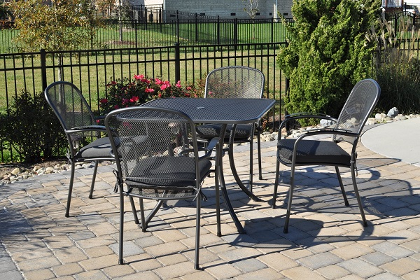 buy wrought iron patio furniture
