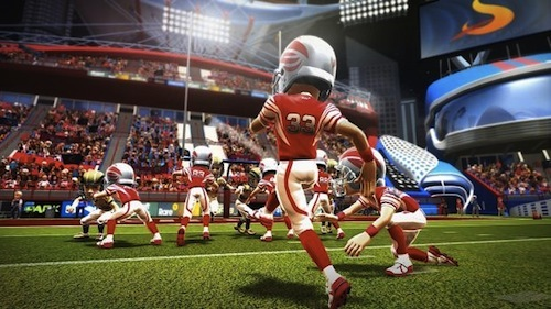 Kinect Sports Rivals Hands On Demo
