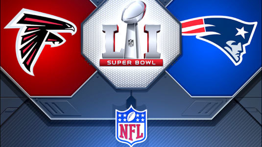 New England Patriots VS. Atlanta Falcons