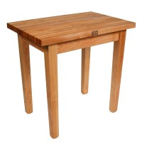 John Boos Butcher Block Tables