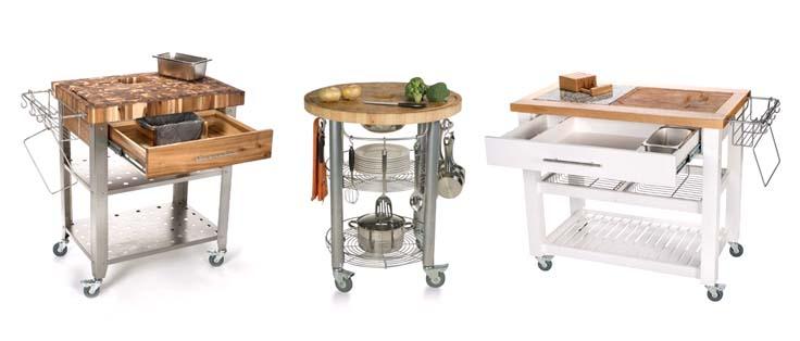 kitchen prep cart hood for butcher block carts john boos catskill work station