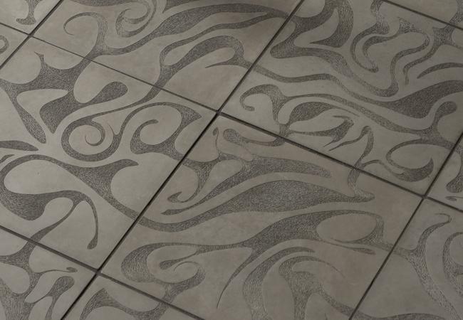 ann sacks concrete floor tiles