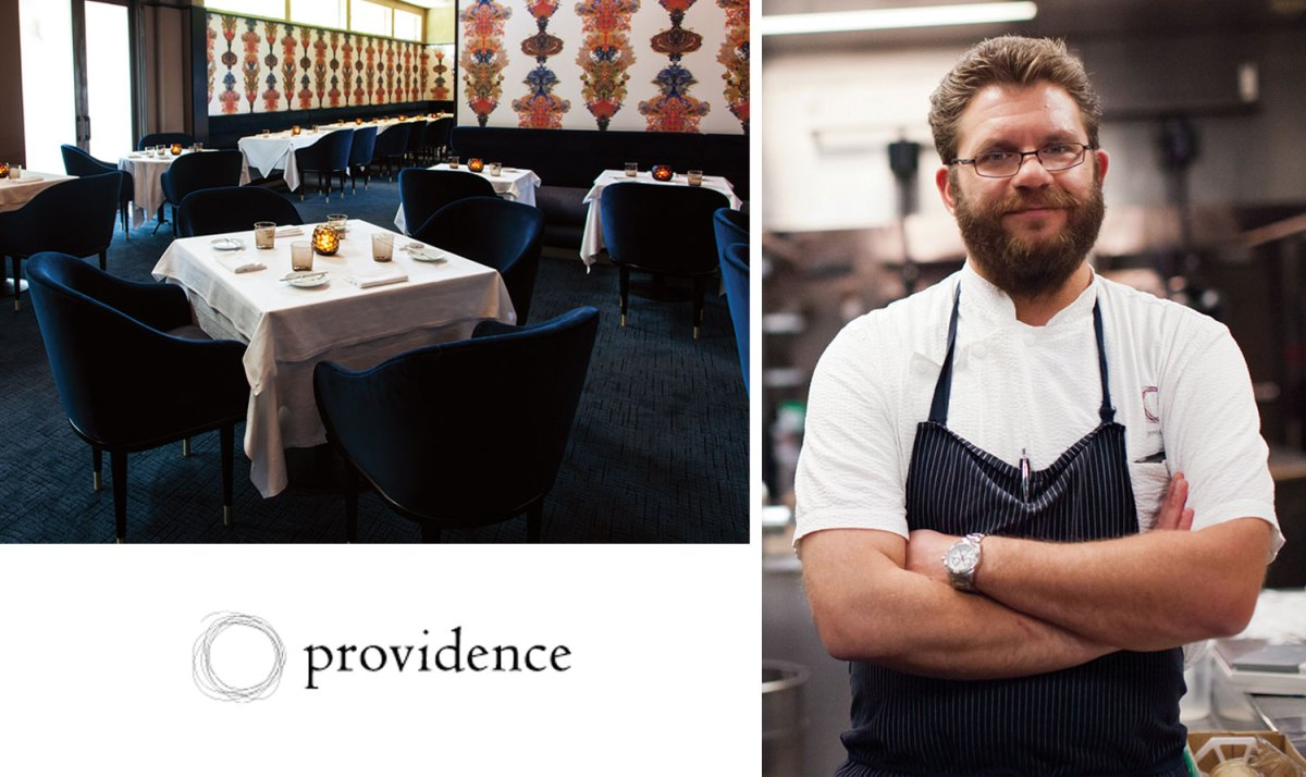 Image result for providence restaurant los angeles