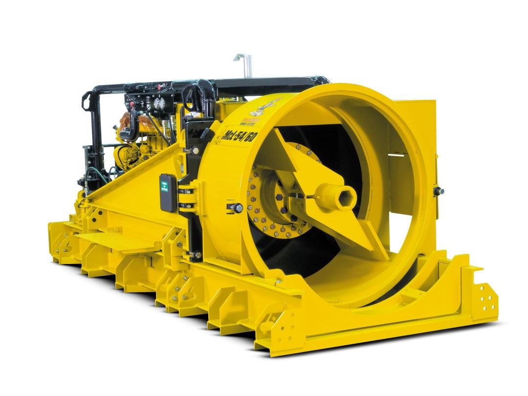 MCL54/60 Auger Boring Machine