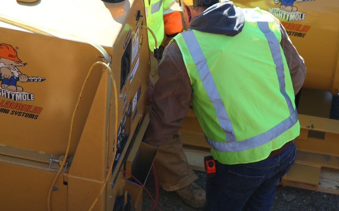 Underground Construction: Precision Auger Boring