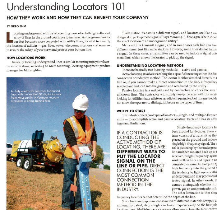 Dig Different: Understanding Locators 101