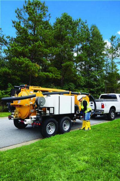 VX50 Vacuum Excavator