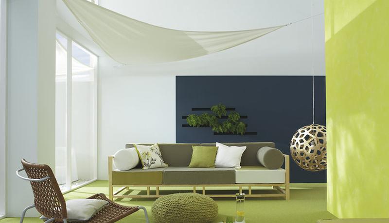 beautiful wohnzimmer braun mint ideas home design ideas