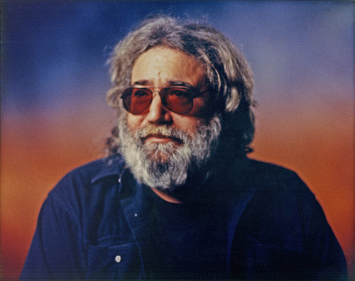 1987 Jerry Garcia (photo courtesy of MLP)