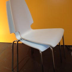Zip Dee Chairs White Leather Office Canada Next Up, We Installed The Banners On Side Walls. These Would Serve As Opening Of Our ...