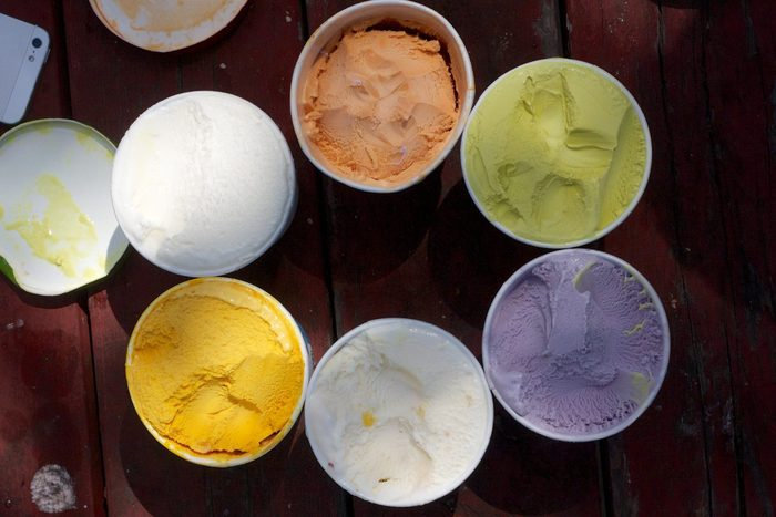 The most delicious ice cream you have ever tasted. We'll be serving four flavors of Magnolia Ice Cream: Mango, Avocado, Guava, and a mix of Purple Yam and Coconut