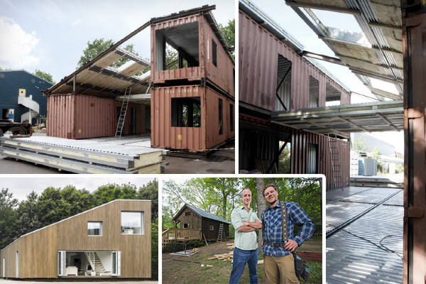 Build A Recycled Home Construction And Documentary By