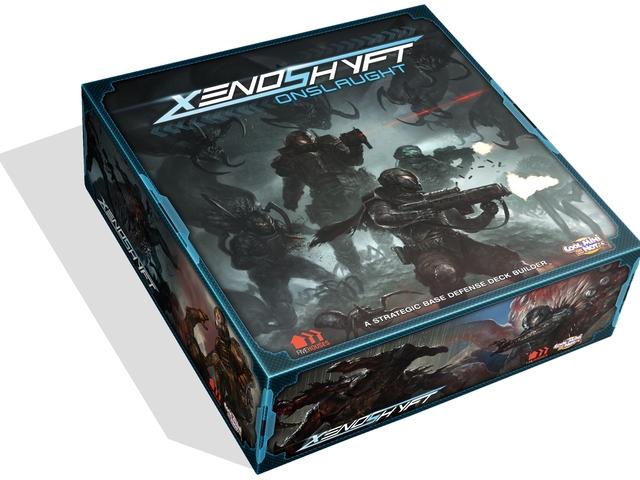 Xenoshyft : Onslaught (1/2)