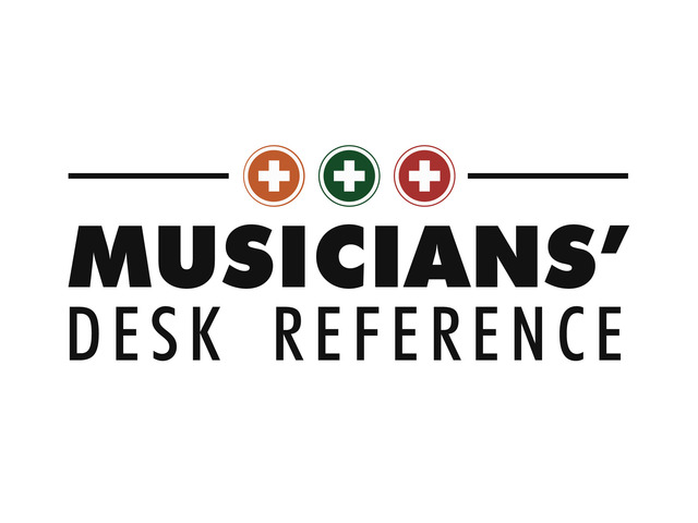 Musicians' Desk Reference By Brian Penick — Kickstarter