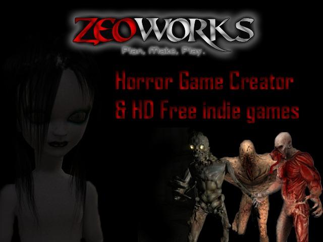 Horror Game Creator Hd Free Indie Games By Sean Toman