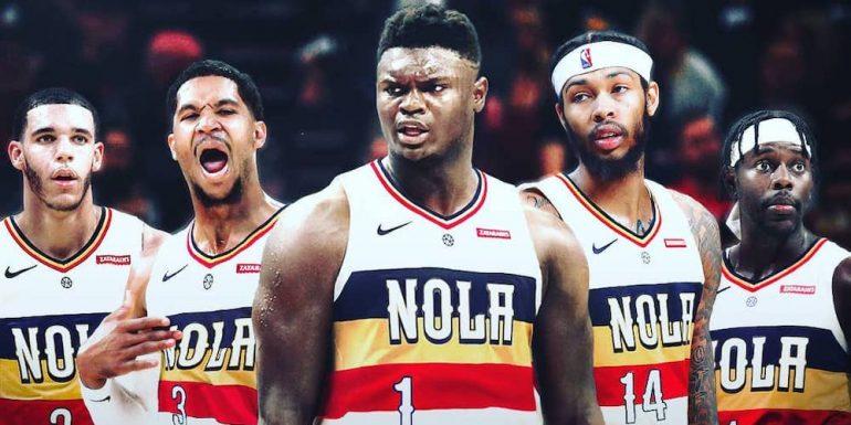 鵜鶘賽季總結與新賽季展望: 王牌隨新歡而去,鵜鶘迅速重建,得狀元,補新兵!   懂個籃   籃球地帶 - fanpiece