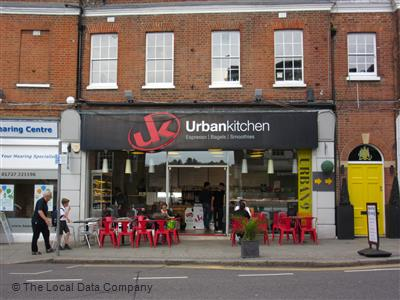 Urban Kitchen  Local Data Search