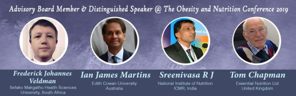 Obesity Conferences 2019 | Health Care & Nutrition ...