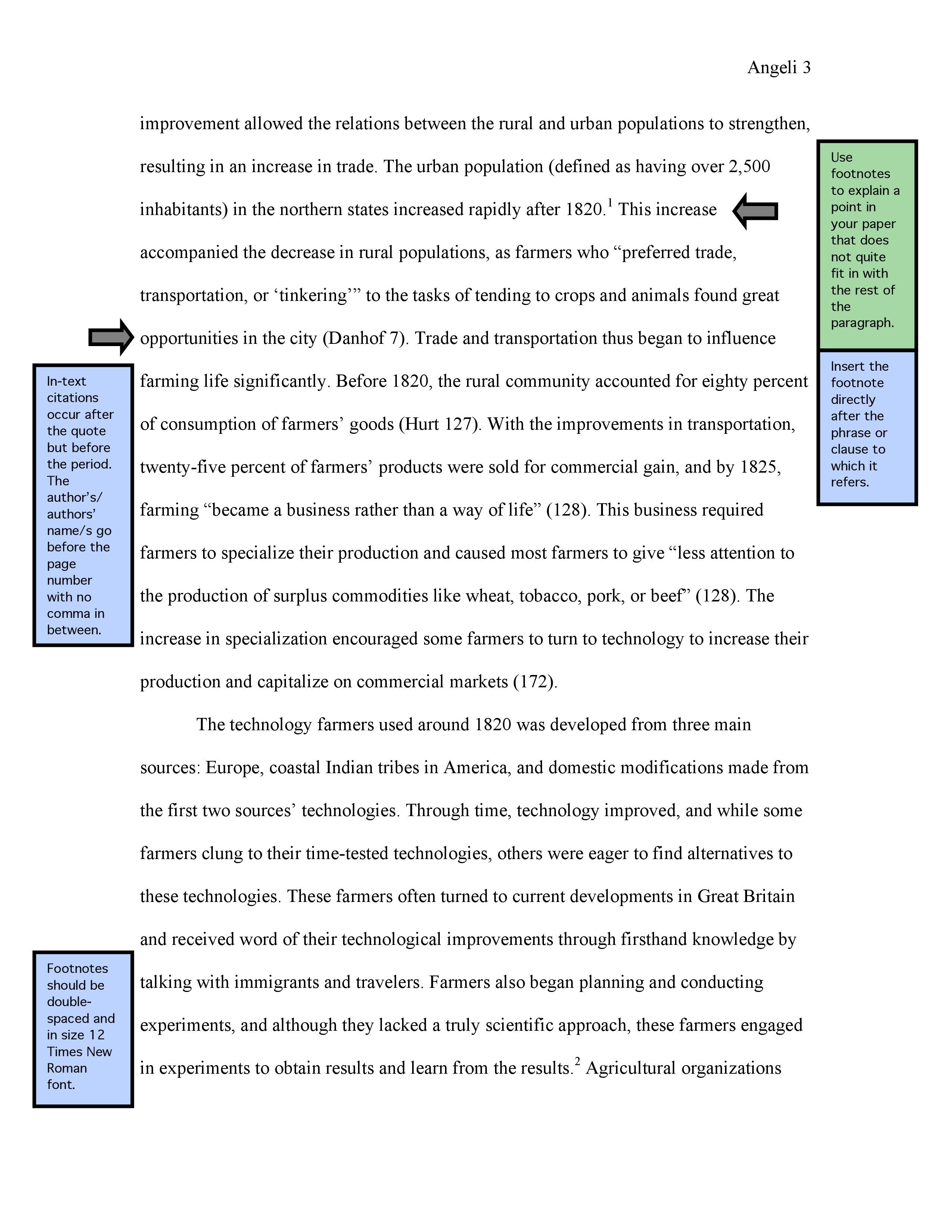 Sample MLA 8 Paper Home LibGuides At Montachusett Regional