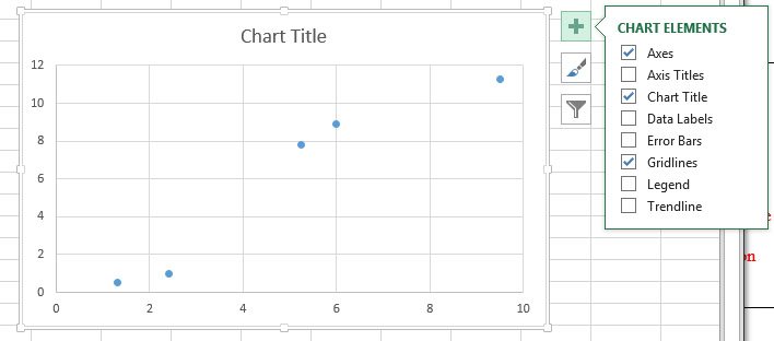 How To Make A Scatter Plot In Excel With Three Sets Of