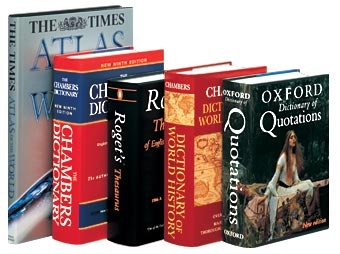 Reference Sources Articles Books And