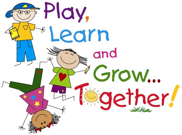 Preschool Children Clip Art