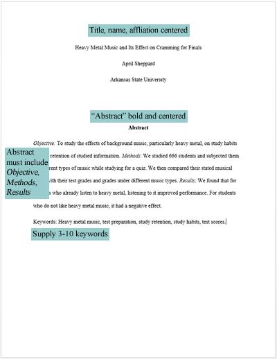 Ama Format Example Hizli Rapidlaunch Co