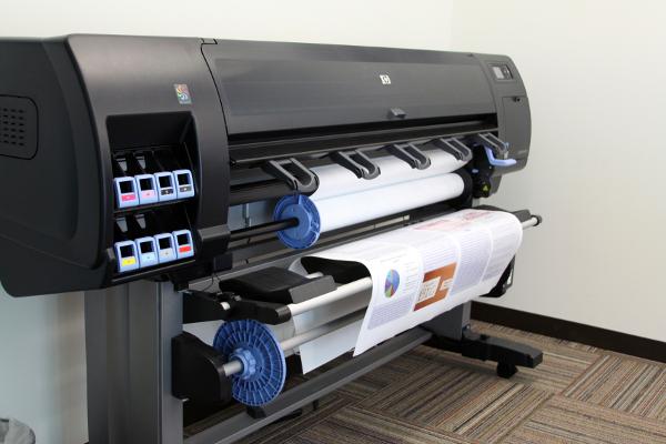hp designjet z6200 large format printer