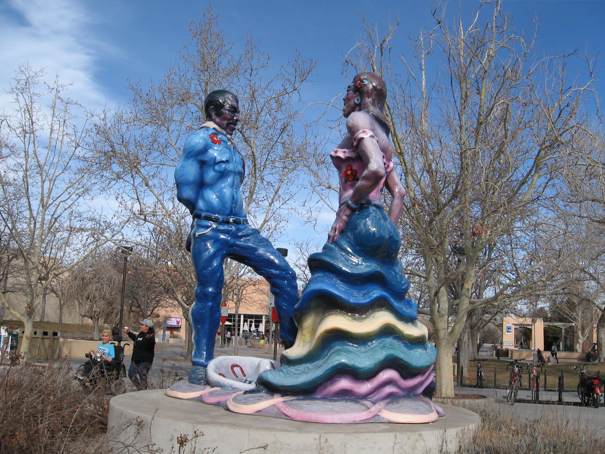 Examples Of Public Art At UNM Public Art At UNM Writing